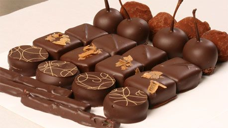 Les chocolats de Noêl
