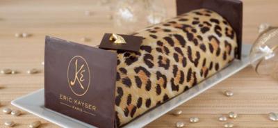 La bûche impérial chocolat*