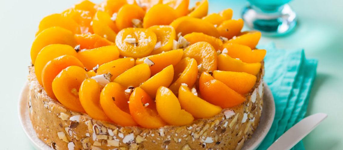 Charlotte abricots pistaches de C.Michalak