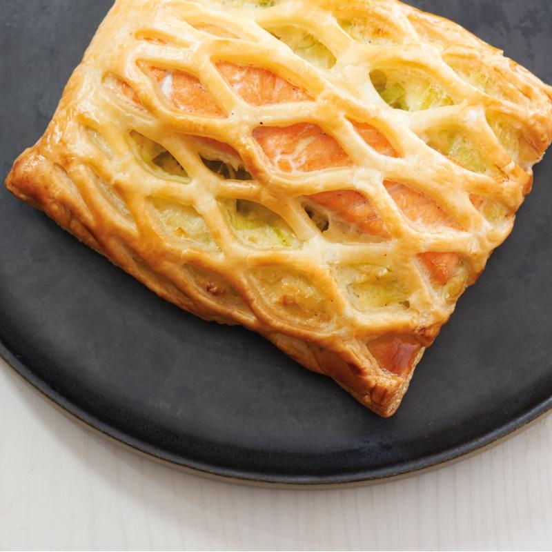 Repas rapide: Croustades . plat et dessert