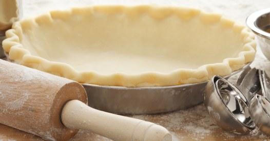 Pate à tarte au parmesan