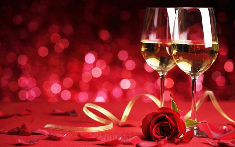 Le repas de St Valentin*