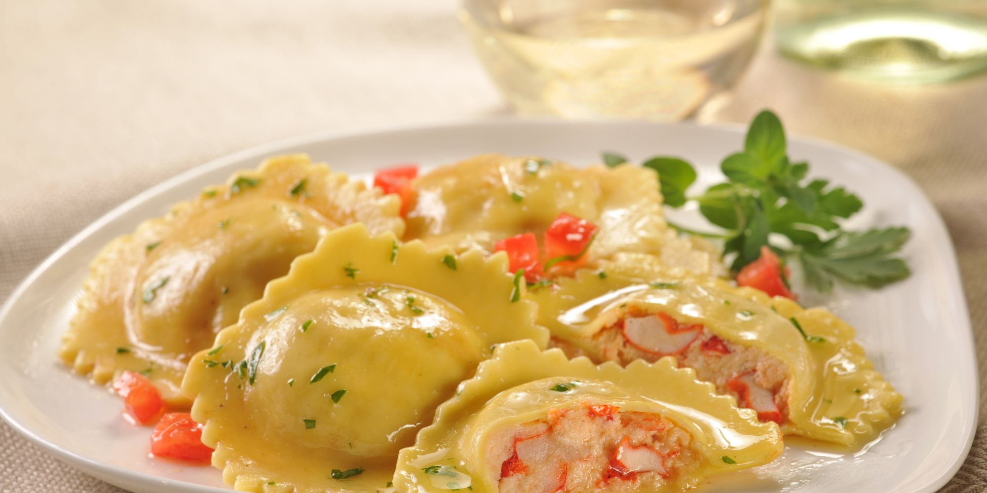 Les raviolis de la mer…..