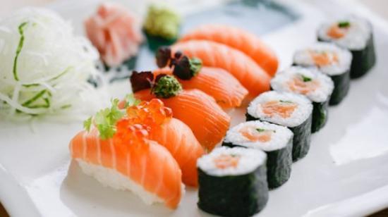 Les sushis et makis